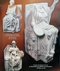 Нова среща с храма на Великата майка на боговете в Балчик